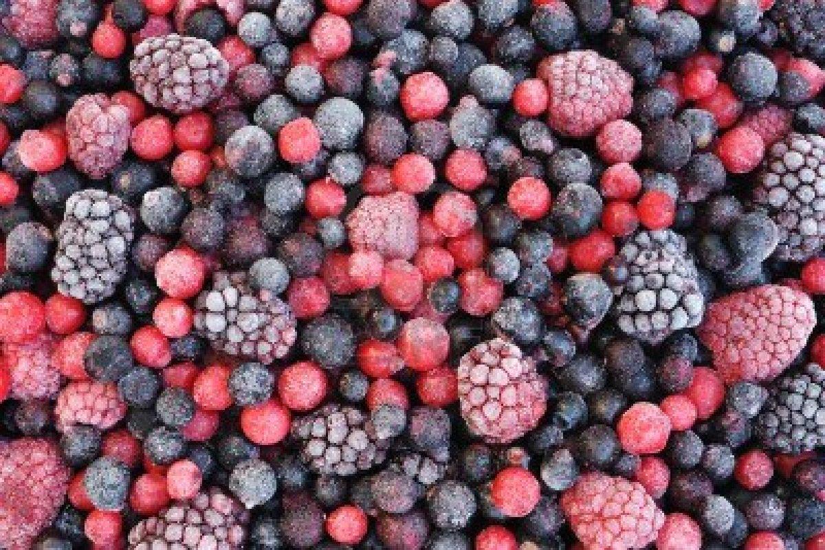 Полезны ли замороженные фрукты и овощи?