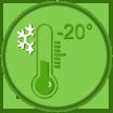 Хранить при температуре – 20 градусов Цельсия